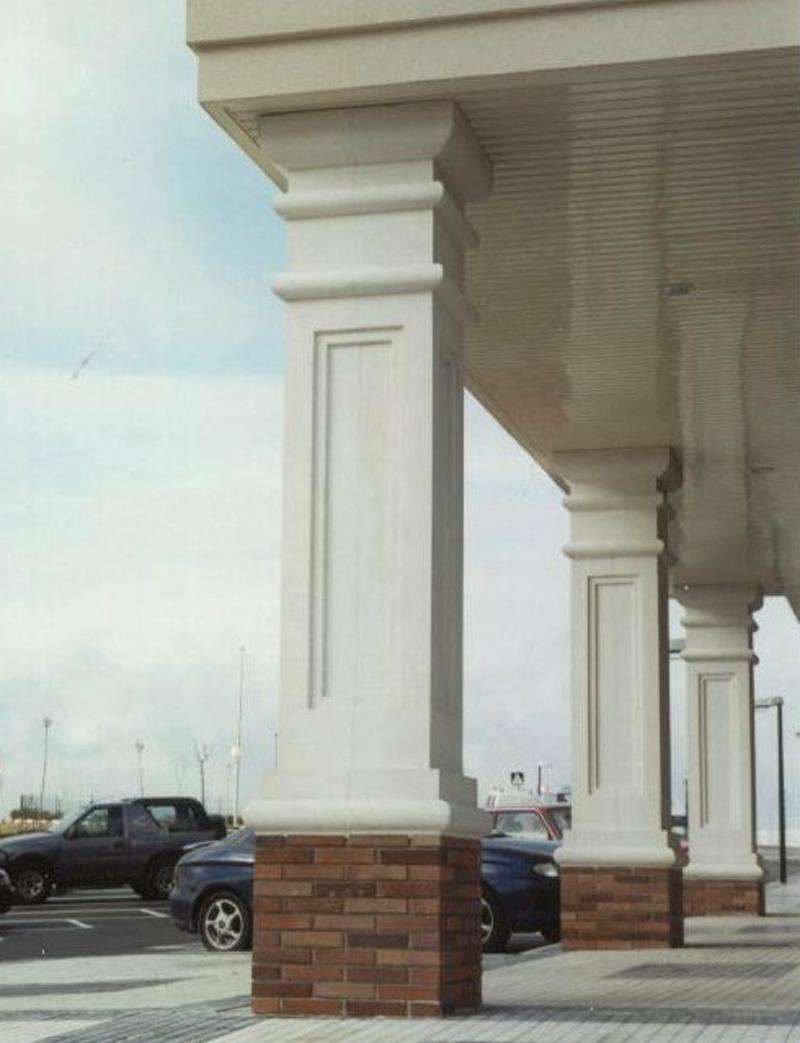 Prefabricados sese a productos y servicios modelo for Prefab columns
